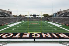 Powers Field at Princeton University Royalty Free Stock Images