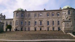Powerscourt房子爱尔兰 免版税库存图片