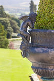 Powerscourt - angel flower vase Stock Images