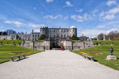 Powerscourt Dom Obrazy Royalty Free