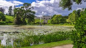 Powerscourt Estate Royalty Free Stock Image
