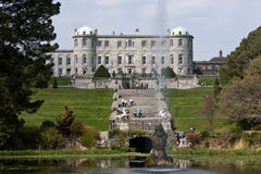 Powerscourt Garden royalty free stock images