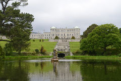 Powerscourt Garden Stock Photos