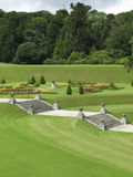 Powerscourt Gardens Stock Photos