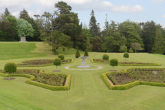 Powerscourt Gardens Royalty Free Stock Image