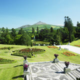 Powerscourt Gardens Stock Images