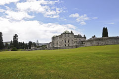Powerscourt House Stock Images