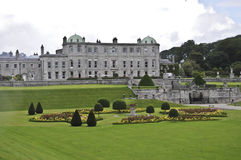 Powerscourt House Stock Photography