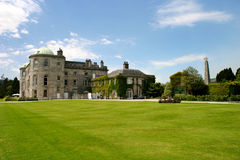 Powerscourt House & Gardens. Wicklow, Ireland Stock Photos