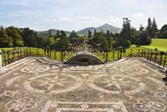 Powerscourt mansion - Wicklow, Ireland Royalty Free Stock Photography