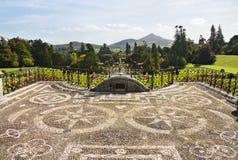 Powerscourt mansion - Wicklow, Ireland Royalty Free Stock Photography