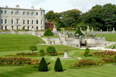 powerscourt ogrody Ireland Obrazy Stock