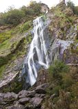 Powerscourt waterfall Stock Photography