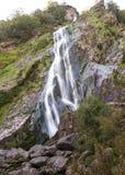Powerscourt waterfall Stock Photography