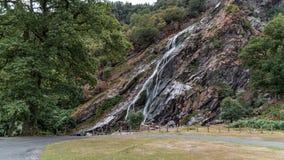 Powerscourt Waterfall, Co Wicklow, Ireland
