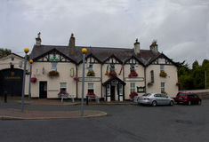 Powerscourt Zbroi dom na wsi - Enniskerry, Dublin Obrazy Stock