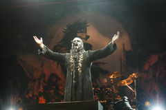 Powerwolf at Masters of Rock 2015 Stock Photography