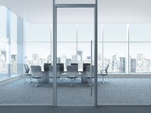 Powierzchni biurowa wnętrze Zdjęcie Stock