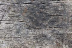 Powierzchnia drewna pęknięcie ponieważ wilgoć Zdjęcia Stock