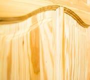 powierzchnia drewnianego Ramy i panelu budowa Zdjęcia Royalty Free