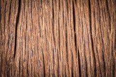 Powierzchnia i tło stary szkotowy drewno Obrazy Stock