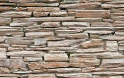 Powierzchnia kamienna ściana Zdjęcia Royalty Free