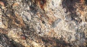 Powierzchnia marmur z brown odcieniem Obrazy Stock