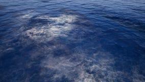 Powierzchnia spokojny ocean zdjęcie wideo