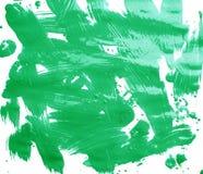 Powierzchnia zakrywająca z wielokrotności muśnięcia uderzeniami Zdjęcia Stock