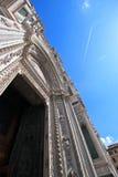 Powierzchowność bazylika Santa Maria nowele Zdjęcia Stock