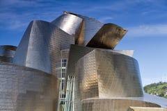 Powierzchowność Guggenheim Muzeum Zdjęcia Royalty Free