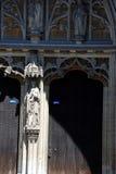 Powierzchowność kościół w Ghent 55 Zdjęcie Royalty Free