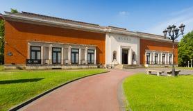 Powierzchowność Bilbao sztuki piękna Muzealne Obrazy Royalty Free