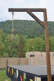 Powieszenia na słonecznym dniu zdjęcia royalty free
