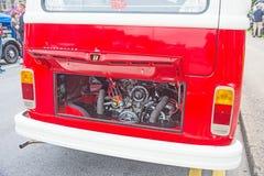 Powietrza VW ochłodzony silnik Obraz Royalty Free