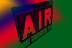 powietrze Zdjęcie Royalty Free