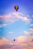 Powietrze balon fotografia royalty free