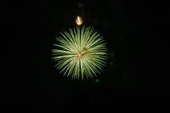 powietrze bomby eksplodują Zdjęcie Royalty Free