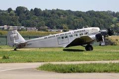 powietrze junkiery Ju 52 fotografia royalty free