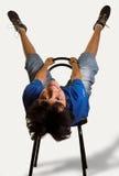 powietrze nogi Zdjęcie Royalty Free
