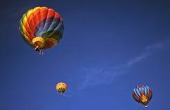 powietrze szybko się zwiększać gorącego zdjęcie royalty free