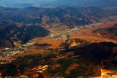 powietrzna fotografia Obrazy Royalty Free