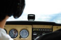 Powietrzna fotografia, kabina/ Obraz Royalty Free