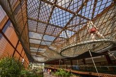 Powietrznego spaceru Brazylia inside pawilon, expo 2015 Mediolan Obraz Stock