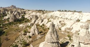 Powietrzni Cappadocia czarodziejscy kominy Indyczy zbiory wideo