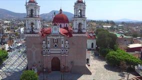 Powietrzni strzały Tonatico Mexico zbiory