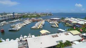 Powietrzny Bayside Miami zbiory