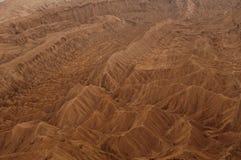 powietrzny De Śmierć losu angeles muerte Valle doliny widok Zdjęcie Stock