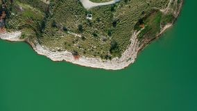 powietrzny jeziorny widok zbiory