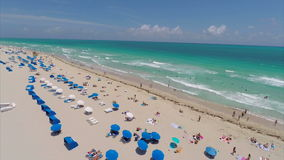 Powietrzny Miami zdjęcie wideo